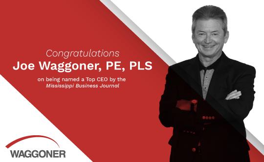 Joe Waggoner Named Top CEO