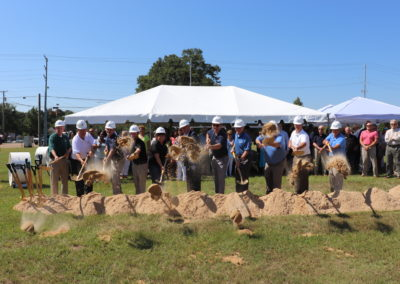 Ridgeland breaks ground on City Hall Complex