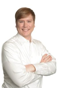Lars Mylroie promoted to GIS Analyst