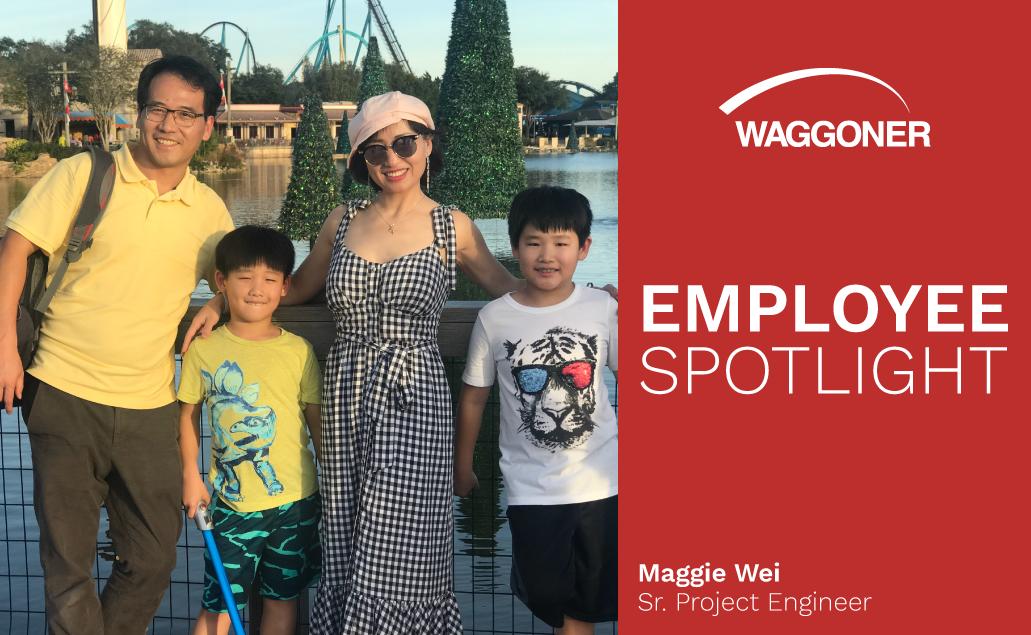 Employee Spotlight – Maggie Wei
