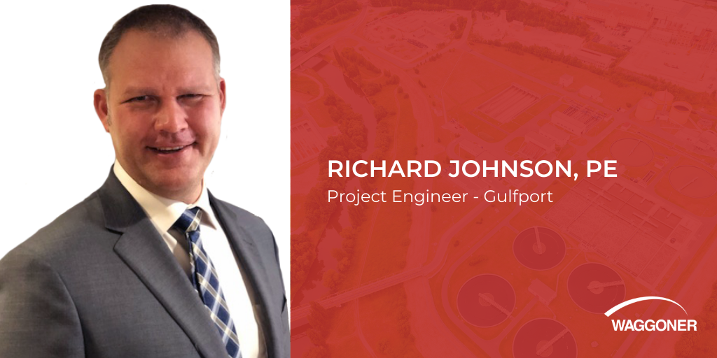 Richard Johnson joins Waggoner as Project Engineer