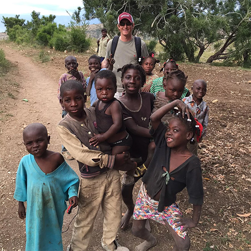 Waggoner Team Member Uses Job Skills to Help Provide Clean Drinking Water in Haiti