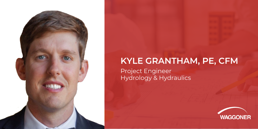 Kyle Grantham joins Waggoner as Project Engineer