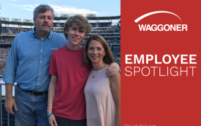 Employee Spotlight – David Calvert