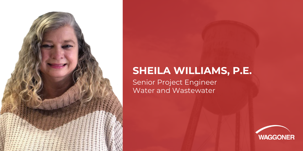 Waggoner hires Sheila Williams as Senior Project Engineer