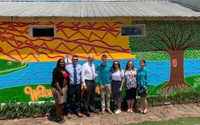 Community Service Spotlight: Ridgeland Mural Project