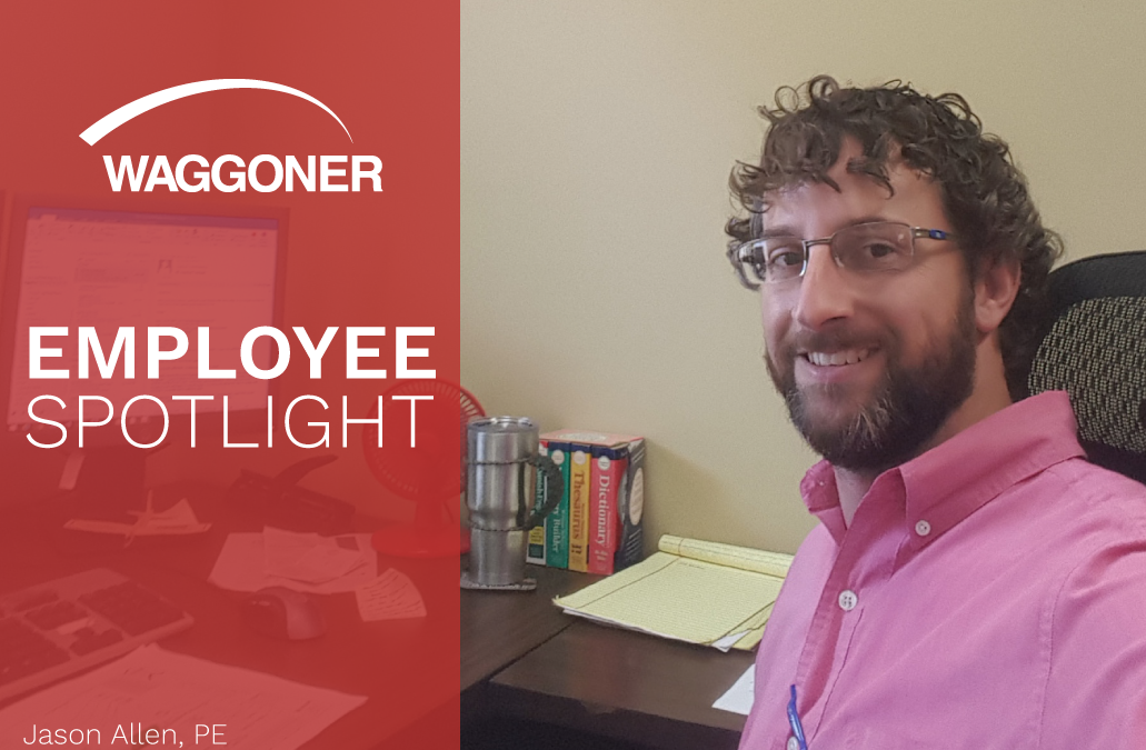 Employee Spotlight – Jason Allen