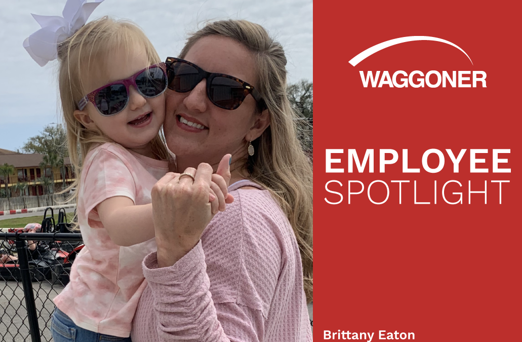 Employee Spotlight – Brittany Eaton