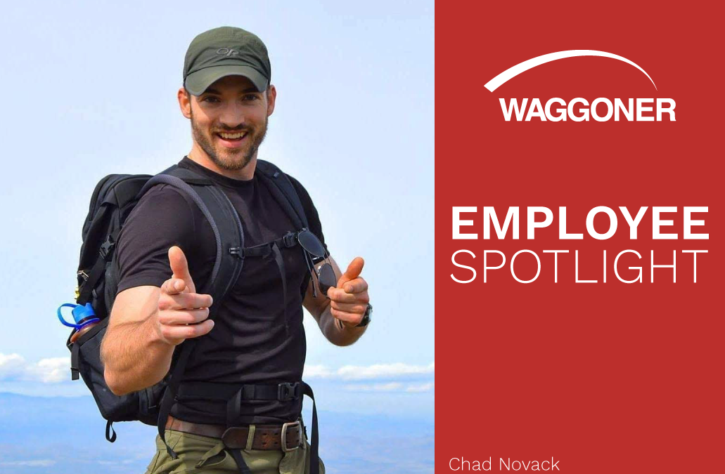 Employee Spotlight – Chad Novack