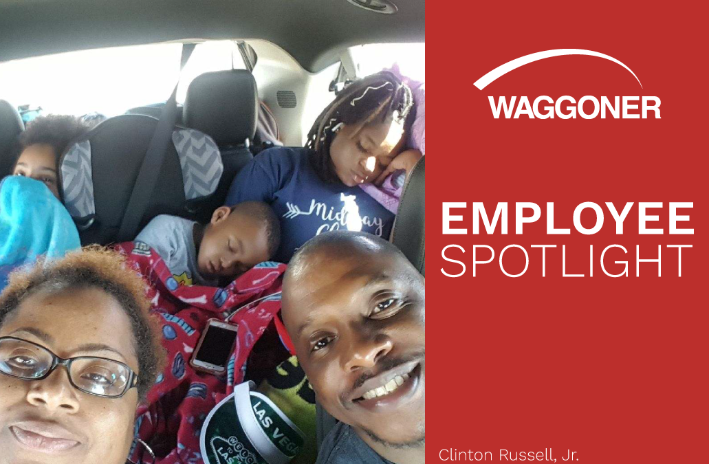 Employee Spotlight – Clinton Russell