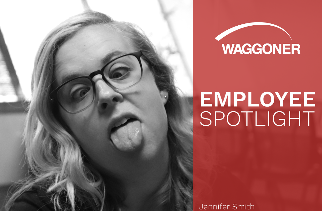 Employee Spotlight – Jennifer Smith