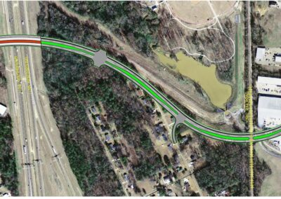 Lake Harbour Drive Extension