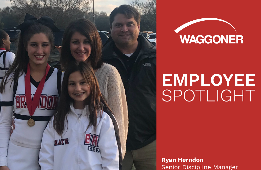 Employee Spotlight – Ryan Herndon